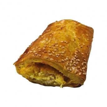 Kipkerrie broodje