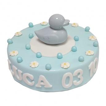 Geboorte taart jongen